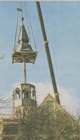 Turmaufsatz Hard