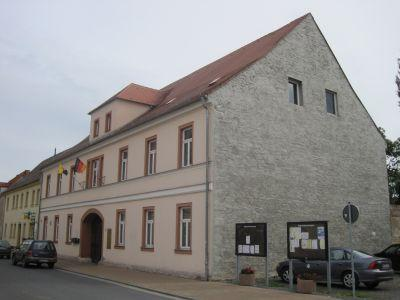 Verwaltungsgebäude Schafstädt