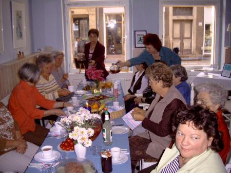 Café Gäste