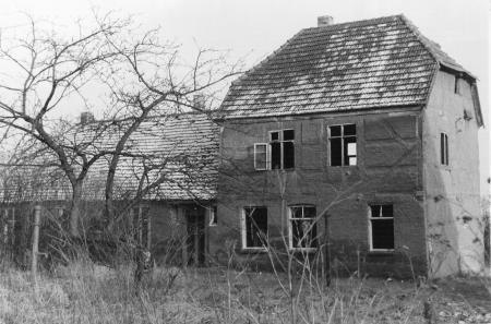Wohnhaus des Zieglers von 1804