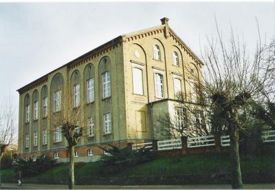 altes Hauptgebäude