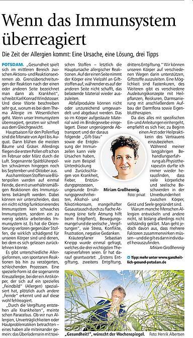 Wochenspiegel 20210414 Miriam_kl