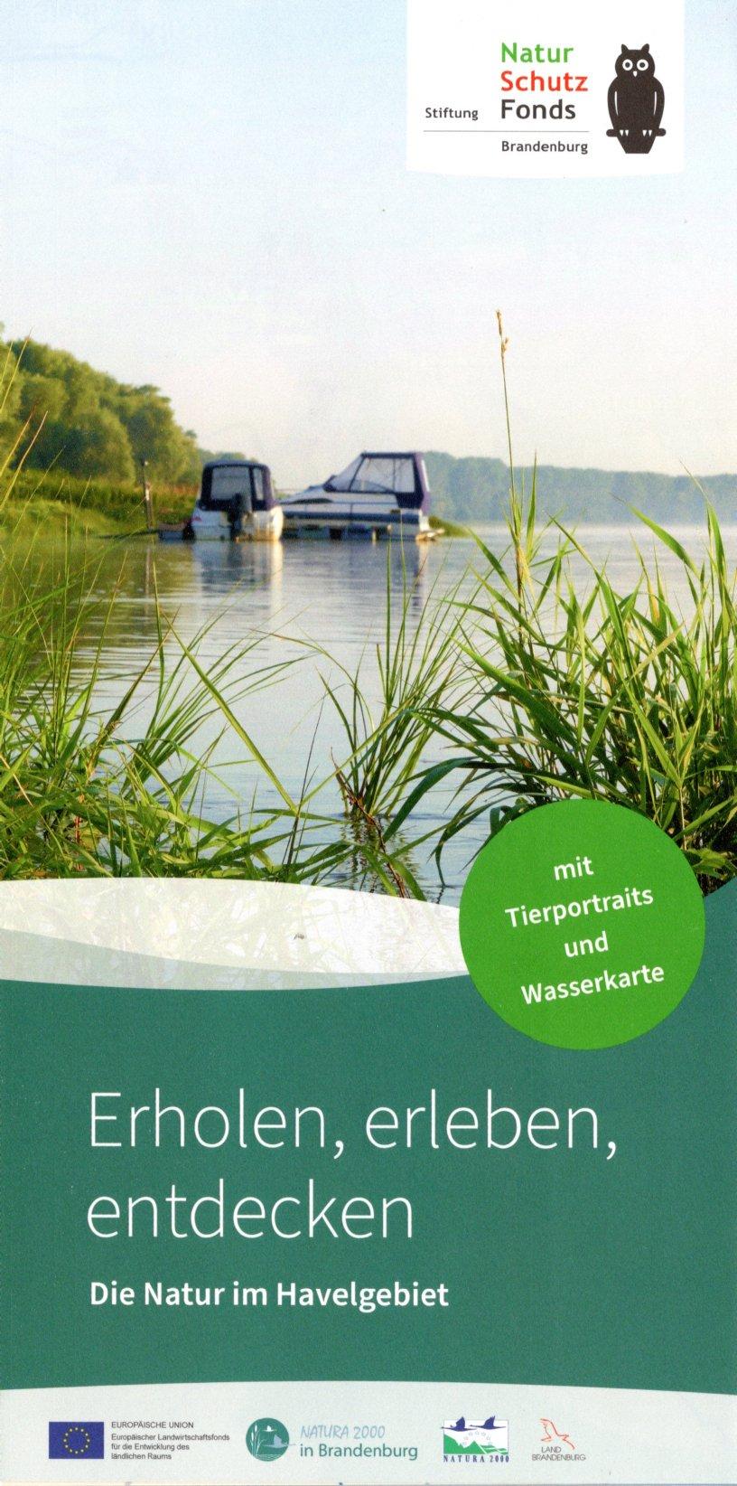 Die Natur im Havelgebiet