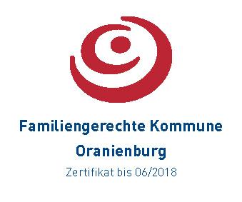 Siegel Familiengerechte Kommune