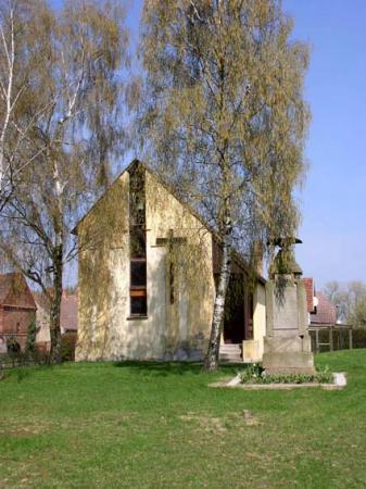 Bahnitzer Kirche ©W. Ganzer