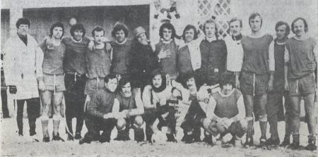 Pokalsieger WFV 1975