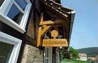 Dorfladen Schild