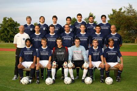 1. Mannschaft 2004-2005