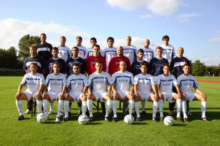 1. Mannschaft 2005-2006