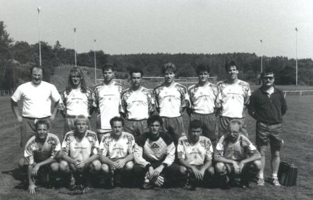 2. Mannschaft Saison 1993-1994
