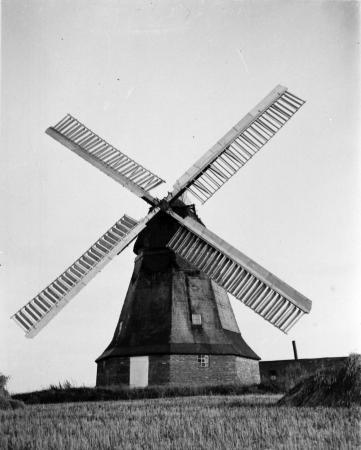 Die Hardersche Mühle vor 1935