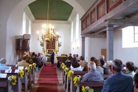 Welsickendorf - Festgottesdienst zur 700-Jahr-Feier 2007