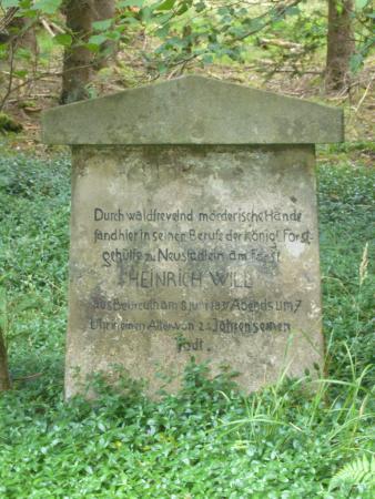 Will-Denkmal