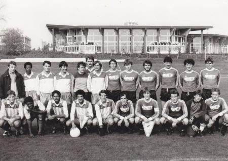 Freundschaftsspiel 1985