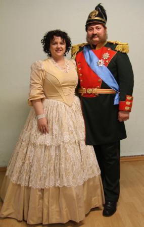 Annett II & Thomas I