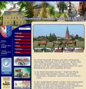 Sieger 2006 - Amt Neustadt (Dosse)