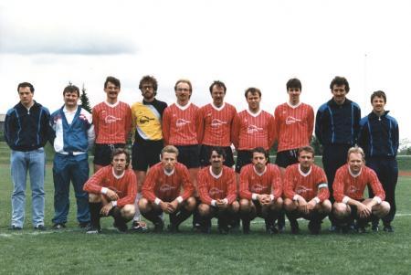 2. Mannschaft 1988-1989 gross