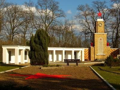 Russische Kriegsgräberstätte