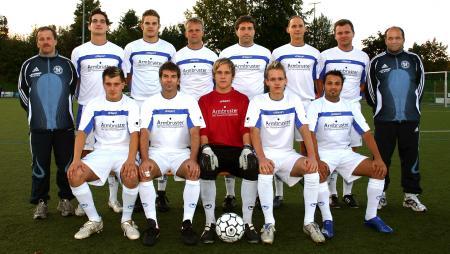 2. Mannschaft 2007-2008