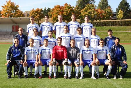 2.-Mannschaft 2008-2009