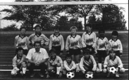 D-Jugend 1987