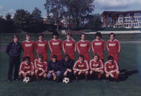 1. Mannschaft 1983 - 1984