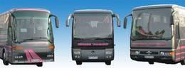 3 Busse von Erdmanns Reisedienst