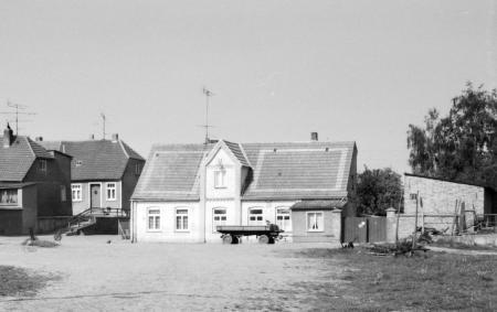 Die Gaststätte Tübbicke am Hafen, 1976