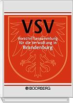 Vorschriftensammlung für die Verwaltung in Brandenburg