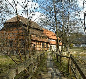 Mühle Hanshagen
