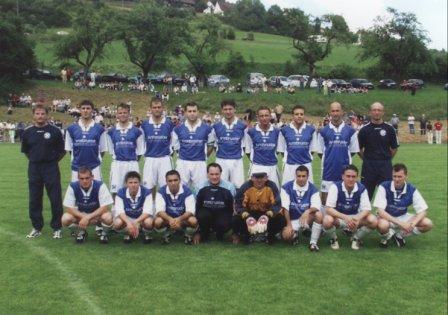 Saison 2001-2001