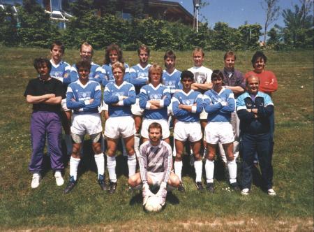 Saison 1990-1991
