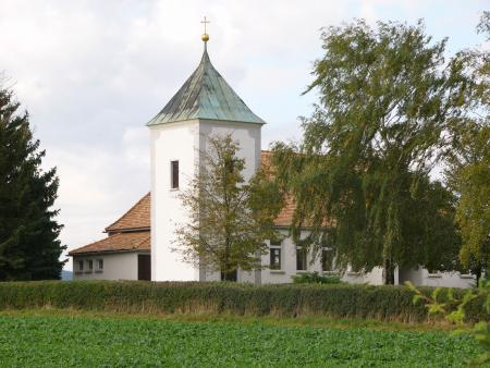 Kreuzkapelle Kubschütz