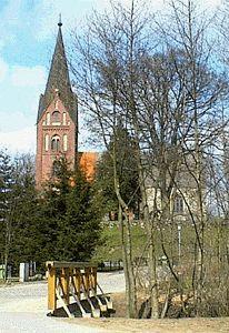 Kirche Hanshagen
