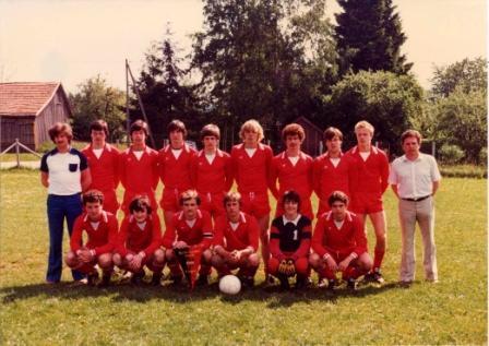 A-Jugend Saison 1980-1981