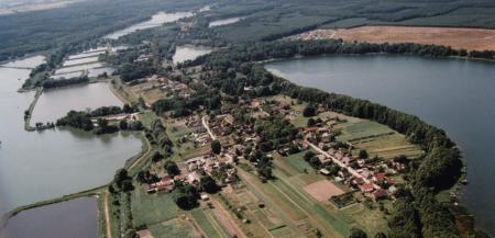 Altfriedland Luftbild
