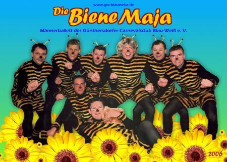 Männerballett Bienen