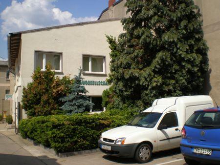 Firmensitz in Jüterbog