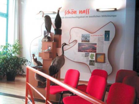 Besucherzentrum Naturpark in Milow