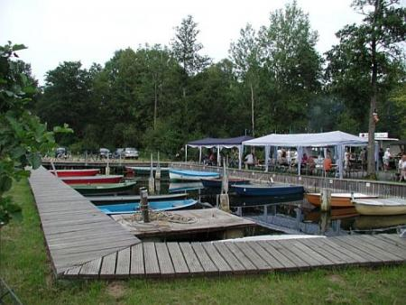 Anglerhafen Marlow