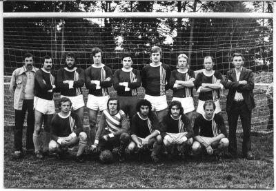 Traktor Häsen Mannschaft von 1978