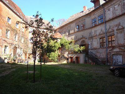 Burg in Goldbeck