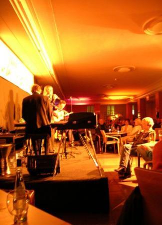 Foyer bei Jazz im Keller