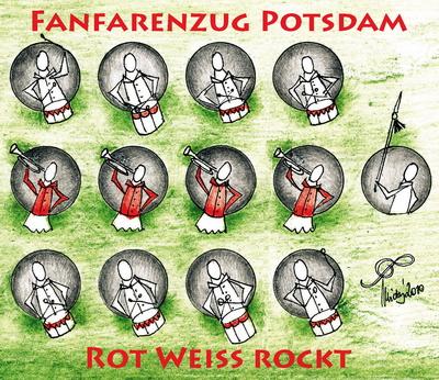 CD ROT WEISS ROCKT