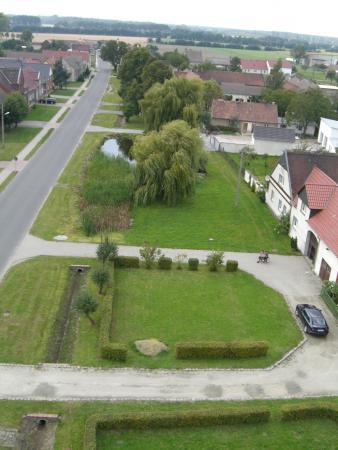 Blick auf das Unterdorf