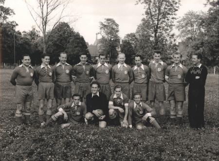 Saison 1952-1953