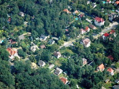 Im Ortsteil Falkenhain