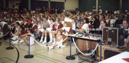 DM 2001 Zuschauer