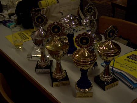 Pokale DM 2005