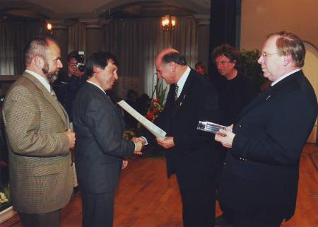 Verleihung